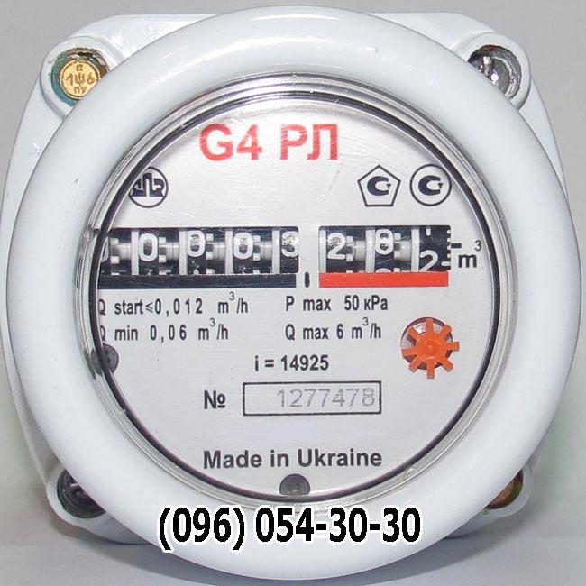 счетчик газа g4 ротационный