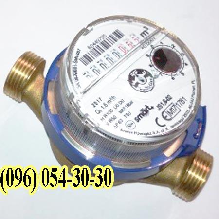 счетчик воды apator powogaz js1.6-02 smart купить в Киеве на Петровке (096) 054-30-30