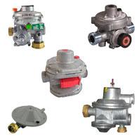 регуляторы давления газа редукторы