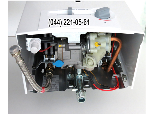 Вид Bosch WR 10-2P газовой